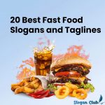 25+ Best Fast Food Slogans and Taglines
