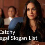25+ Catchy Paralegal Slogan List