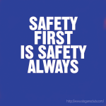 15+Best holiday safety slogans